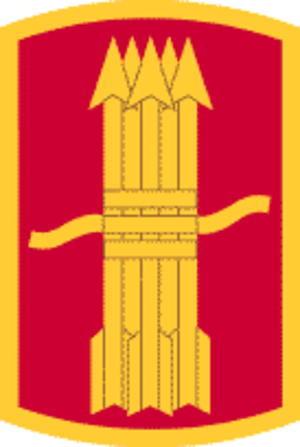 197th Field Artillery Brigade - 197th Fires Brigade shoulder sleeve insignia