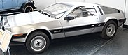 1981 DeLorean with optional accent stripe