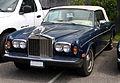 1983 Rolls-Royce Corniche convertible, front.jpg