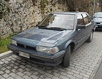 1989 Rover 213 SE - front.jpg