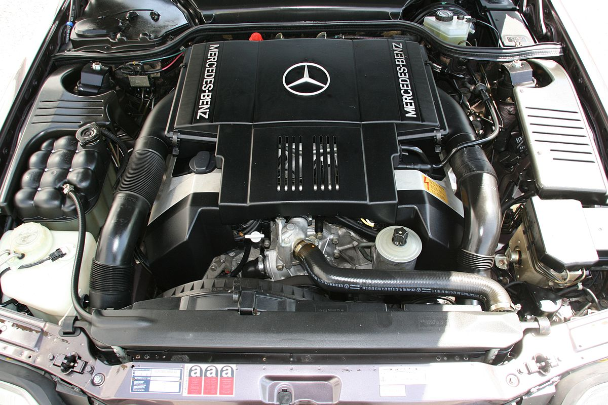 Mercedes-Benz M119 engine - Wikipedia