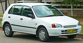 Toyota Starlet on 1994 toyota corolla engine