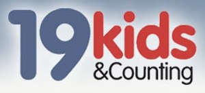 19 Kids and Counting - Image: 19 Kids and Counting logo