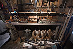 19th century work bench with many tools, Auckland - 0858.jpg