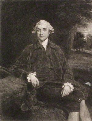 Edward Craggs-Eliot, 1st Baron Eliot - Image: 1st Lord Eliot