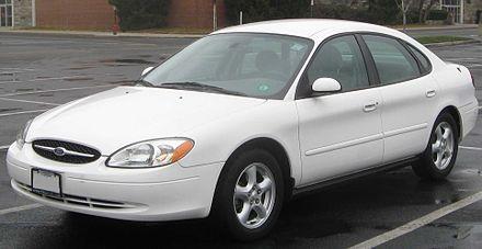2000 2003 Ford Taurus Ses Sedan