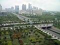 2002年浦东 迎春路和世纪大道 - panoramio.jpg