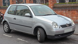 Volkswagen Lupo - Image: 2002 Volkswagen Lupo E 1.0 Front (1)