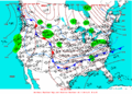 2003-01-21 Surface Weather Map NOAA.png