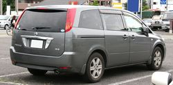 2003–2006 Nissan Presage X 3.5