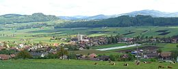 Mühlethurnen – Panorama