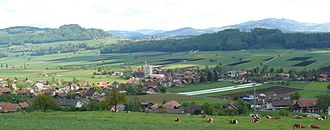 Mühlethurnen - Image: 20050508S069 Muehlethurnen