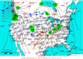 2006-03-08 Surface Weather Map NOAA.png