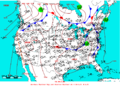 2006-06-29 Surface Weather Map NOAA.png