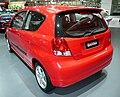 2007 Holden Barina (TK MY08) 3-door hatchback (2007-10-12) 02.jpg