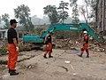 2008년 중앙119구조단 중국 쓰촨성 대지진 국제 출동(四川省 大地震, 사천성 대지진) DSC09384.JPG