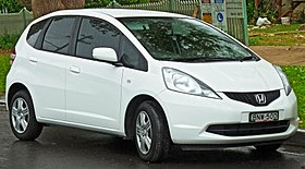 2008 2010 Honda Jazz GE Hatchback 2011 10 25