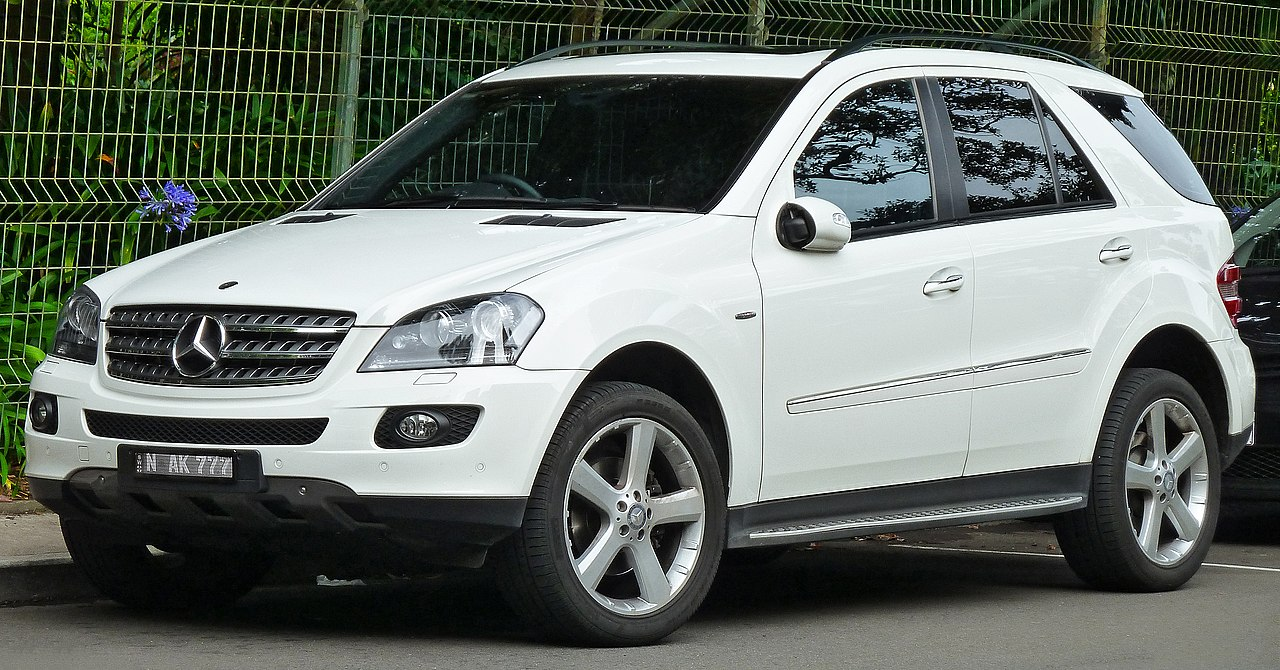 file 2008 mercedes benz ml 320 cdi w 164 my08 edition 10. Black Bedroom Furniture Sets. Home Design Ideas