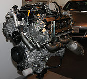 Nissan VK engine - Wikipedia