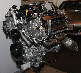 Nissan VK engine - Nissan VK50VE Engine.