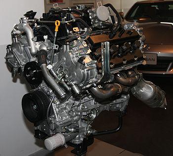 nissan vk engine wikiwand rh wikiwand com VG33E Engine VQ35DE Engine