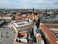 20121008140DR Dresden Blick von der Frauenkirche nach Westen.jpg