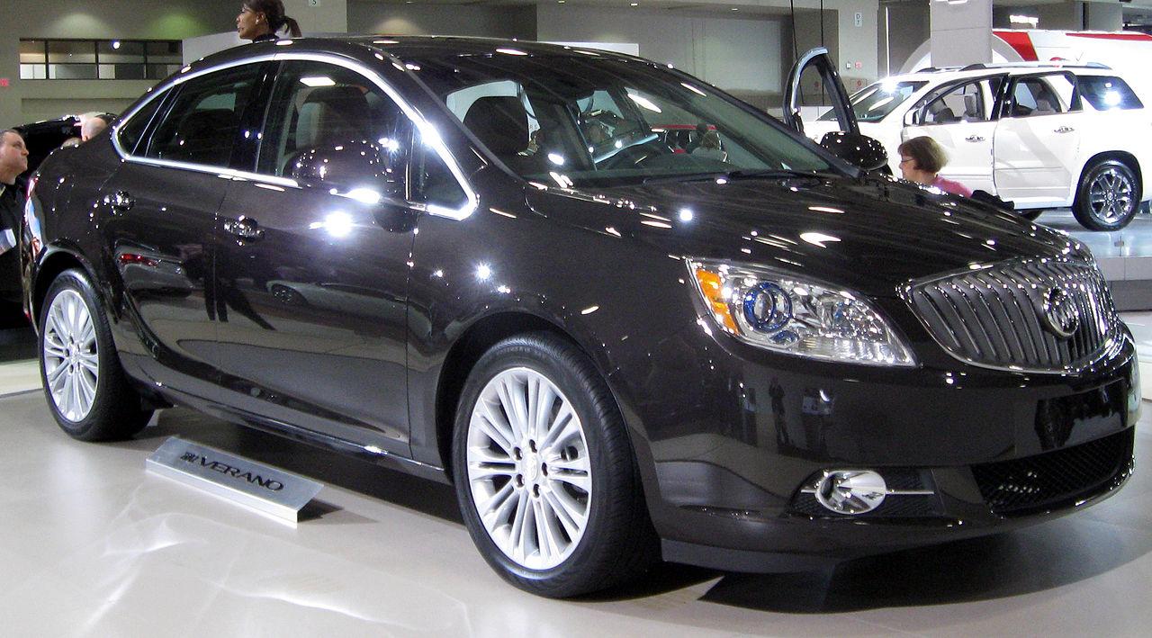 File:2012 Buick Verano -- 2011 DC.jpg - Wikimedia Commons