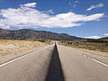 2014-08-09 13 50 31 View east along U.S. Routes 6 and 50 about 80.0 miles east of the Nye County line in White Pine County, Nevada.JPG
