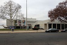 2014-12-20 15 17 48 New Jersey State Museum in Trenton, New Jersey.JPG