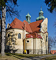 2014 Polanica-Zdrój, kościół Wniebowzięcia NMP 06.JPG