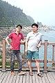 2015년 8월 김동준, 김경륜 동해시 DSC01817.jpg