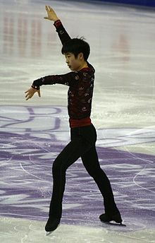 2015 Grand Prix of Figure Skating Final Jin Boyang IMG 7978.JPG