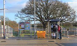 2015 at Cranbrook station - ticket machine.JPG
