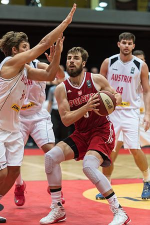 Olek Czyż - Czyż during his tenure with Virtus Roma