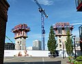 2016 London, Woolwich, Pavilion Square construction site - 3.jpg
