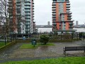 2016 Woolwich, St Mary's Gardens 18.jpg