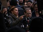 2017-01-28 - Nydia Velazquez and Jerry Nadler at the protest at JFK (81285).jpg