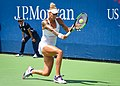 2017 US Open Tennis - Qualifying Rounds - Viktoriya Tomova (BUL) def. Polona Hercog (SLO) (36916572131).jpg