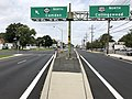 2018-10-02 12 51 38 View north along New Jersey State Route 168 (Black Horse Pike) at U.S. Route 130 (Crescent Boulevard) along the border of Haddon Township and Camden in Camden County, New Jersey.jpg