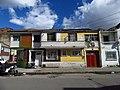 2018 Bogotá fachadas de casas en la carrera 18 con calle 21.jpg