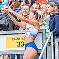 2018 DM Leichtathletik - 100-Meter-Huerden Frauen - Pamela Dutkiewicz - by 2eight - 8SC0522.jpg