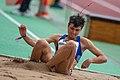 2018 DM Leichtathletik - Dreisprung Frauen - Stefanie Aeschlimann - by 2eight - DSC6779.jpg