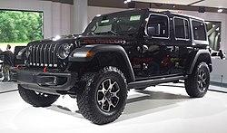 Jeep Wrangler 4-door JL