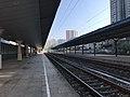201908 Platform 1, 2 of Zunyixi Station.jpg