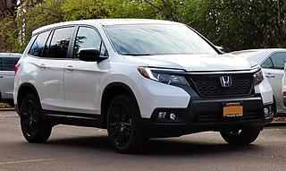 Honda Passport Motor vehicle