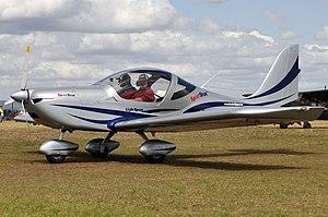 Evektor SportStar - Image: 24 7324 Evektor Aerotechnik EV 97 Sport Star Max (6931052501)