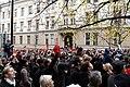 25. výročí Sametové revoluce na Albertově v Praze 2014 (31).JPG