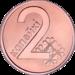 2 capi Bielorussia 2009 reverse.png