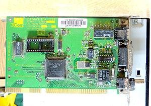 3Com 3c509 - Image: 3Com Etherlink III