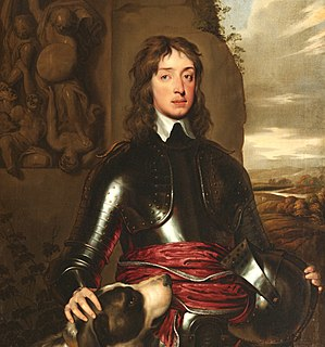 James Compton, 3rd Earl of Northampton English politician